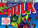 Incredible Hulk Vol 1 263