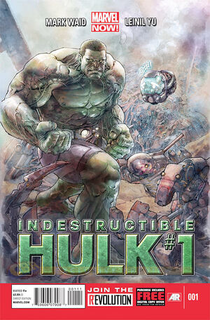 Indestructible Hulk Vol 1 1