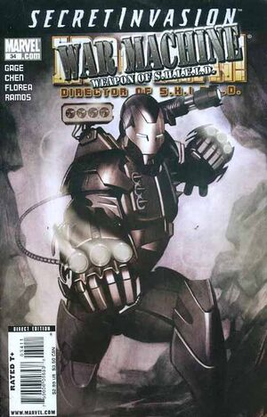 Iron Man Director of S.H.I.E.L.D. Vol 1 34