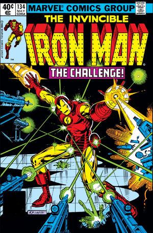 Iron Man Vol 1 134