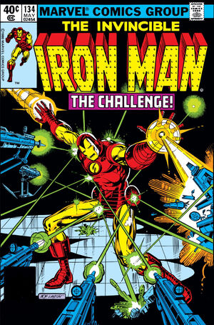 Iron Man Vol 1 134