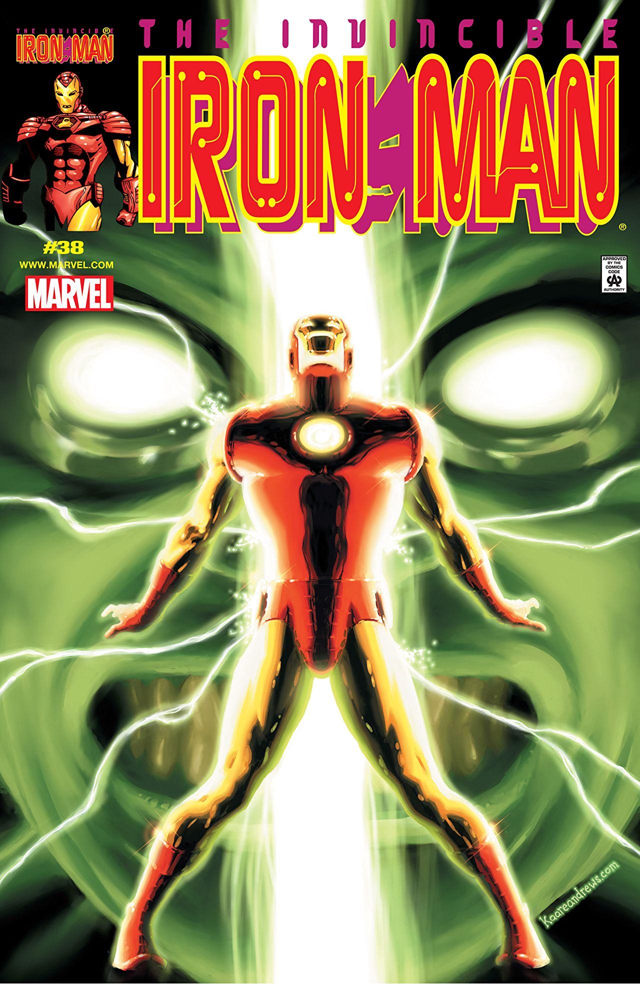 Iron Man Vol 3 38