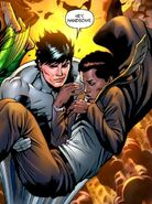 Jean-Paul Beaubier (Earth-616) and Kyle Jinadu (Earth-616) from Alpha Flight Vol 4 6 001