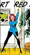 Jean Grey (Earth-616) from X-Men Vol 1 4 006