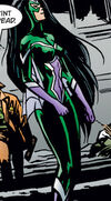 Jessica Drew (Earth-9997) from Earth X Vol 1 7 0001