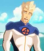 Jonathan Storm (Earth-135263) from Fantastic Four World's Greatest Heroes Season 1 24 0001