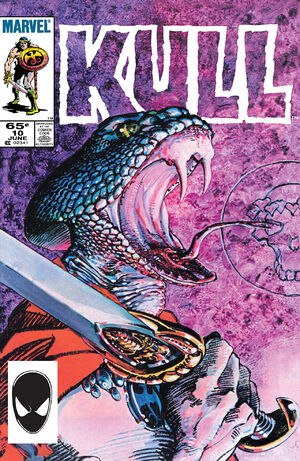 Kull the Conqueror Vol 3 10