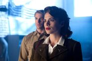 Margaret Carter (Earth-199999) and Steven Rogers (Earth-199999) from Captain America The First Avenger 0005
