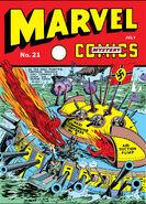 Marvel Mystery Comics Vol 1 21