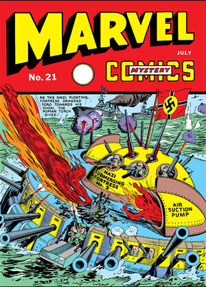 Marvel Mystery Comics Vol 1 21