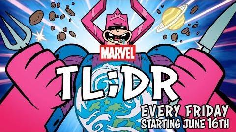Marvel TL;DR Season 2 Trailer