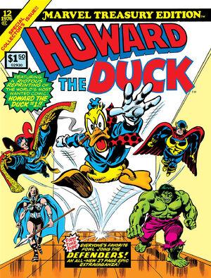 Marvel Treasury Edition Vol 1 12