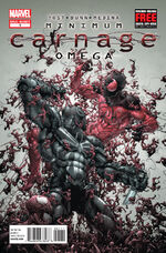 Minimum Carnage Omega Vol 1 1
