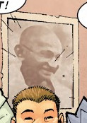Mohandas Gandhi (Earth-616) from Young Avengers Presents Vol 1 1 0001
