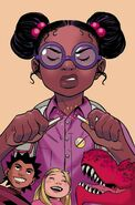 Moon Girl and Devil Dinosaur Vol 1 31 Textless