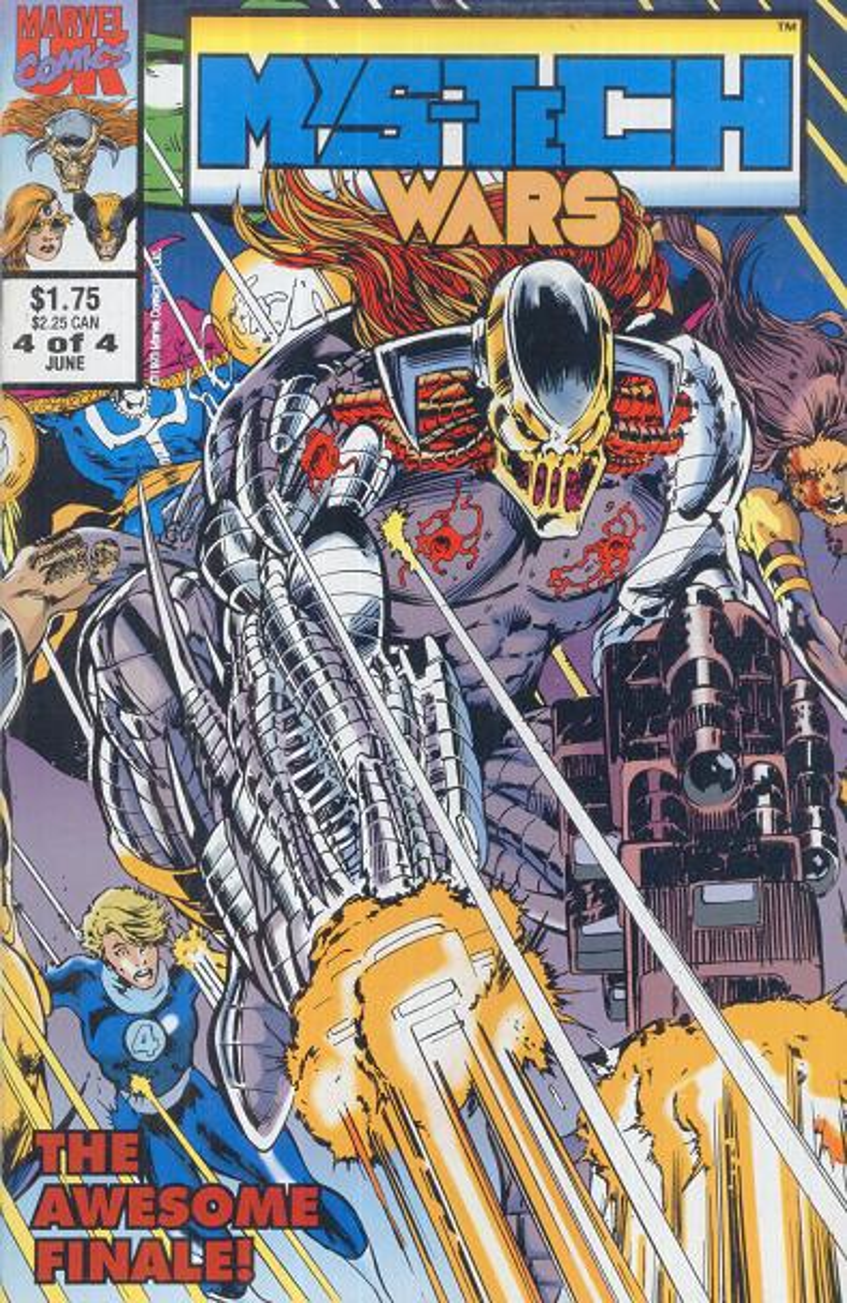 Mys-Tech Wars Vol 1 4