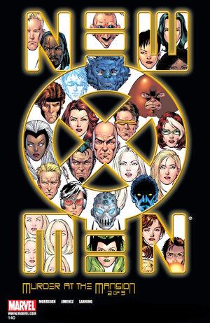 New X-Men Vol 1 140