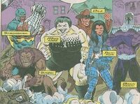 Omega Flight (Master) (Earth-616) from Alpha Flight Vol 1 129 001