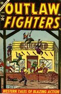 Outlaw Fighters Vol 1 1
