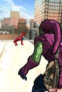 Peter Parker (Earth-TRN461) VS. Norman Osborn (Earth-TRN461) 003