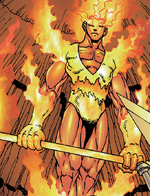 Pyreus Kril (Earth-2301) from Marvel Mangaverse Vol 1 3 0001