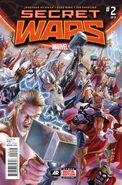 Secret Wars Vol 1 2
