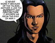 Sooraya Qadir (Earth-616) from New X-Men Hellions Vol 1 2 0001