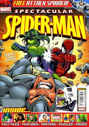 Spectacular Spider-Man (UK) Vol 1 144