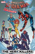 Spider-Man & the New Warriors The Hero Killers TPB Vol 1 1