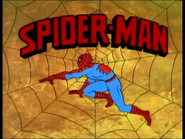 Image result for 1981 spider-man""