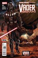 Star Wars Vader Down Vol 1 1
