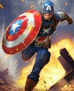 Steven Rogers (WWII) (Earth-TRN517) from Marvel Contest of Champions 003