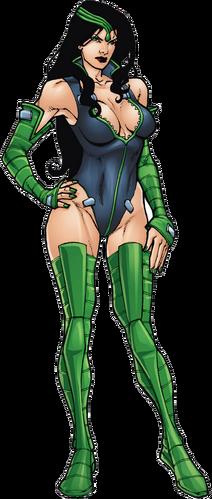 Black Mamba - Tanya Sealy - (Marvel) 212?cb=20170506084125