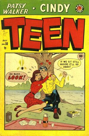 Teen Comics Vol 1 32