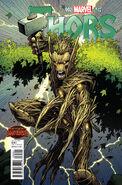 Thors Vol 1 2 Keown Variant