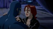 Ultimate Avengers 2 Black Widow Captain America