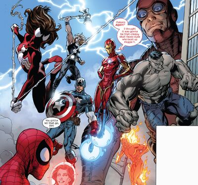 Ultimates (Earth-1610) from Spider-Men II Vol 1 5 001