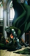 Victor von Doom (Earth-616) and Vladimir Fortunov (Earth-616) from Books of Doom Vol 1 6 0001