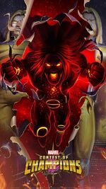 Void (Dark Sentry) (Earth-TRN517) from Marvel Contest of Champions 002