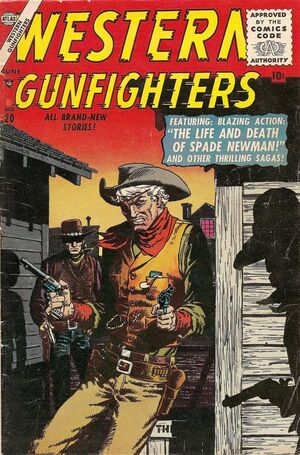 Western Gunfighters Vol 1 20