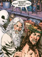 Yahweh (Earth-616) from Howard the Duck Vol 3 5 0001
