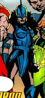Zarda Shelton (Earth-50210) from What If Jessica Jones Had Joined the Avengers? Vol 1 1 0001