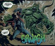 Abominite (Earth-9602) from Doctor Strangefate Vol 1 1 001