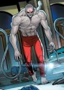Arkady Rossovich (Earth-616) from Age of X-Man Apocalypse & the X-Tracts Vol 1 1 001