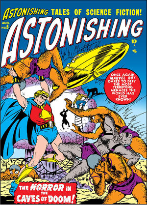 Astonishing Vol 1 5