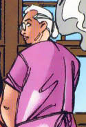 Audrey (Earth-616) from Spider-Woman Vol 3 3 0001