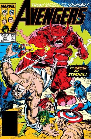 Avengers Vol 1 307