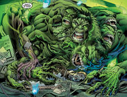 Bruce Banner (Earth-616) and Carl Burbank (Earth-616) from Immortal Hulk Vol 1 17 001