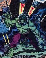 Bruce Skyhulker (Earth-81091) from Marvel Super-Heroes Vol 1 101 0001