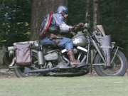 Captain America's Motorcycle from Captain America The First Avenger 0001